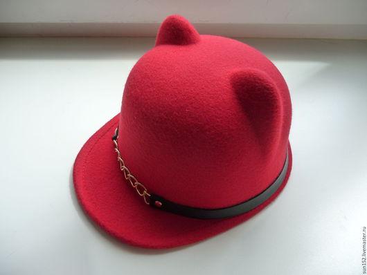 Цвета: красный, малиновый, васильковый, ярко-синий, бежевый, черный. Р-р максимально до 54 см, внутри есть лента для регулировки р-ра до 51-53 см. (на детскую голову)! Шляпок немного, спешите!