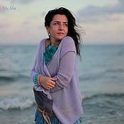"""Одежда ручной работы. Ярмарка Мастеров - ручная работа Кардиган """"Sea Wind"""". Handmade."""