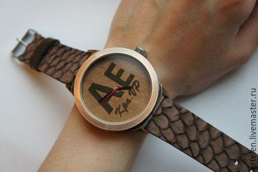 Часы ручной работы. Ярмарка Мастеров - ручная работа. Купить Мужские часы. Handmade. Мужские часы, часы наручные