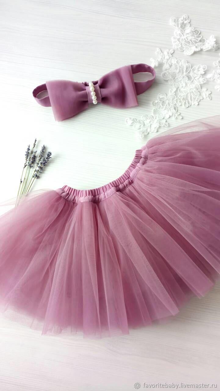 Стильные юбочки для маленьких принцесс