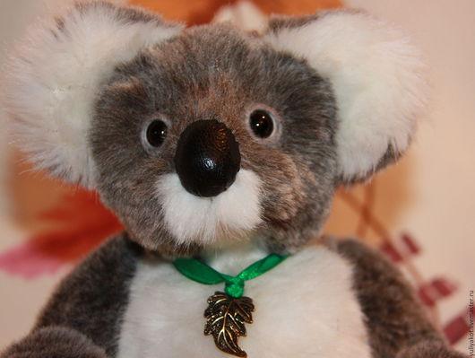 Мишки Тедди ручной работы. Ярмарка Мастеров - ручная работа. Купить Коала Эклипс. Handmade. Серый, Австралия, синтепон