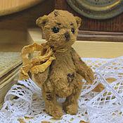 """Куклы и игрушки ручной работы. Ярмарка Мастеров - ручная работа Мишка """"Мишулька"""". Handmade."""