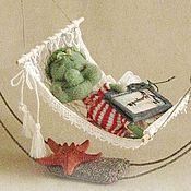 Куклы и игрушки ручной работы. Ярмарка Мастеров - ручная работа Морской прибой. Handmade.