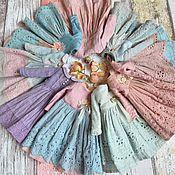 """Куклы и игрушки ручной работы. Ярмарка Мастеров - ручная работа Коллекция """"Vintage"""" для Blythe. Handmade."""