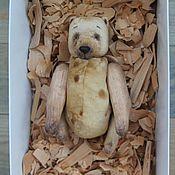 Куклы и игрушки ручной работы. Ярмарка Мастеров - ручная работа Деревянный мишка 2. Handmade.