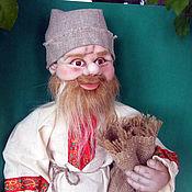 Куклы и игрушки ручной работы. Ярмарка Мастеров - ручная работа Кукла Дед-Домовой (1). Handmade.