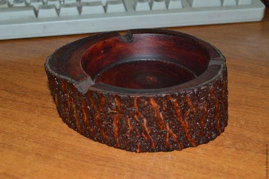 Пепельницы ручной работы. Ярмарка Мастеров - ручная работа. Купить Пепельница. Handmade. Пепельница, ручная работа, дерево, дерево