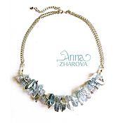 Украшения handmade. Livemaster - original item The Snow Queen Necklace. Handmade.