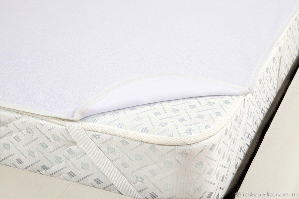 Наматрасник непромокаемый из 100% хлопка-любые размеры – купить на Ярмарке Мастеров – MLMYSRU | Комплекты постельного белья, Москва