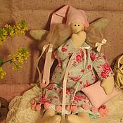 Куклы и игрушки ручной работы. Ярмарка Мастеров - ручная работа Ангел добрых снов Мятная прохлада. Handmade.