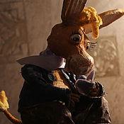Куклы и игрушки ручной работы. Ярмарка Мастеров - ручная работа Кукла из папье-маше Мечтаю стать бабочкой. Handmade.