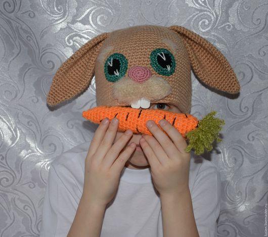 Карнавальные костюмы ручной работы. Ярмарка Мастеров - ручная работа. Купить Кролик. Handmade. Бежевый, костюм кролика, подарок на Пасху