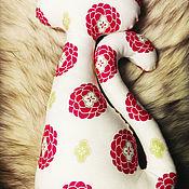 Мягкие игрушки ручной работы. Ярмарка Мастеров - ручная работа Кот-божественный друг. Handmade.