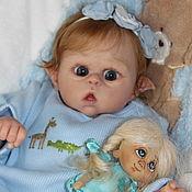 Куклы и игрушки handmade. Livemaster - original item Doll mini reborn elf Ofelia. Handmade.