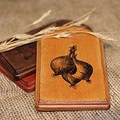 """Для дома и интерьера ручной работы. Ярмарка Мастеров - ручная работа """"Country house"""" - набор из 3-х разделочных досок.. Handmade."""