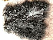 Одежда ручной работы. Ярмарка Мастеров - ручная работа Жилетка из Ламы. Handmade.