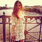 Одежда ручной работы. Ярмарка Мастеров - ручная работа платье Eternal Sunshine Creations. Handmade.