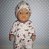 Куклы и игрушки handmade. Livemaster - original item Clothes for dolls Baby Born. Handmade.
