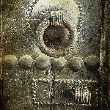 Картины и панно ручной работы. Ярмарка Мастеров - ручная работа Дверь II. 60х40  Бумага матовая. Печать. Handmade.