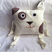 Для дома и интерьера ручной работы. Ярмарка Мастеров - ручная работа Игрушка-подушка. Handmade.