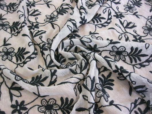 Шитье ручной работы. Ярмарка Мастеров - ручная работа. Купить Итальянское шитье.. Handmade. Бежевый, итальянское шитье, вышитые цветы