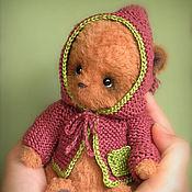 Куклы и игрушки ручной работы. Ярмарка Мастеров - ручная работа Мишка тедди Тёмочка. Handmade.