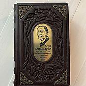 Сувениры и подарки handmade. Livemaster - original item Arthur Doyle: Complete collection (leather book). Handmade.