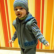 """Работы для детей, ручной работы. Ярмарка Мастеров - ручная работа Комплект """"Маленький проказник"""". Handmade."""
