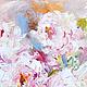 Картина маслом  `Вдохновение`- 50/70 см фрагмент