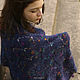 Stole Flare. Wraps. Irina-knitting. My Livemaster. Фото №6