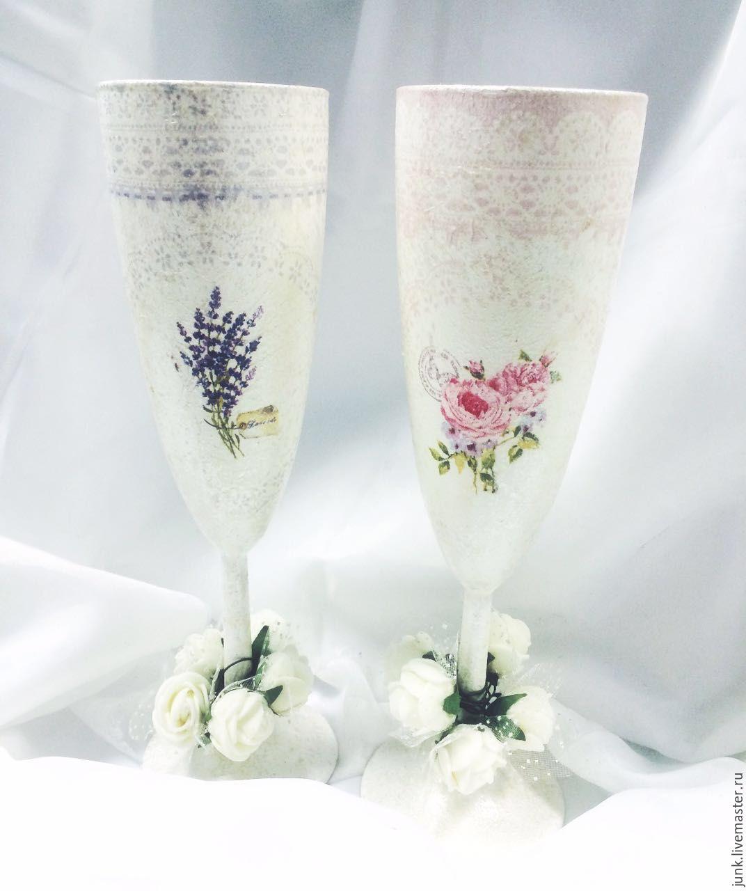 Бокалы для свадебной церемонии, Подарки, Москва, Фото №1