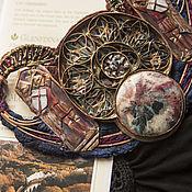 """Украшения ручной работы. Ярмарка Мастеров - ручная работа """"Glenfinnan Saints"""" колье. Handmade."""