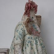 Куклы и игрушки ручной работы. Ярмарка Мастеров - ручная работа Любимая  Слоня). Handmade.