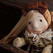 Куклы и игрушки ручной работы. Ярмарка Мастеров - ручная работа Тедди долл, авторская кукла. Handmade.