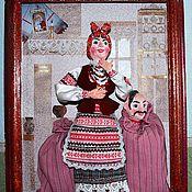 """Картины и панно ручной работы. Ярмарка Мастеров - ручная работа Драгоценная Солоха"""". Handmade."""