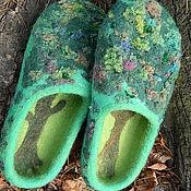 Обувь ручной работы. Ярмарка Мастеров - ручная работа Кудрявый Лес. Handmade.