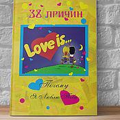 Свадебный салон ручной работы. Ярмарка Мастеров - ручная работа Свадебные аксессуары Love is.... Handmade.