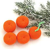 """Подарки к праздникам ручной работы. Ярмарка Мастеров - ручная работа Елочные игрушки, игрушки на елку """"Одежки"""", игрушки для елки вязаные. Handmade."""