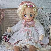 Куклы и пупсы ручной работы. Ярмарка Мастеров - ручная работа Розали интерьерная кукла ручной работы. Handmade.