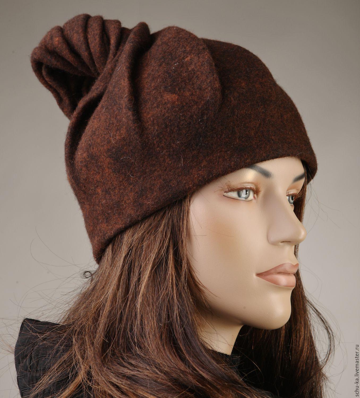 шляпа дизайнерская ручной работы