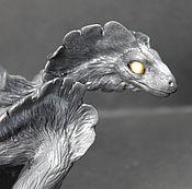Куклы и игрушки ручной работы. Ярмарка Мастеров - ручная работа Ночной демон Никтэс. Handmade.
