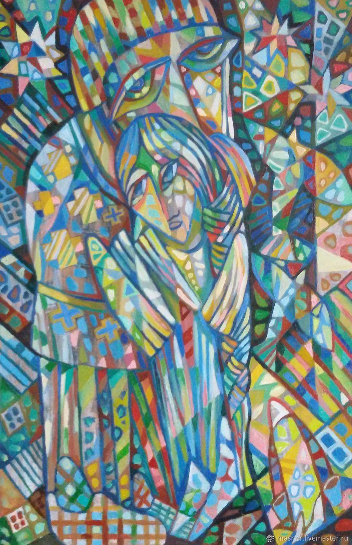 Звездами мерцая с высоты-II, Картины, Москва,  Фото №1