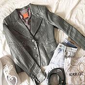 Одежда handmade. Livemaster - original item In the PRESENCE of a Female jacket from a Python. Handmade.