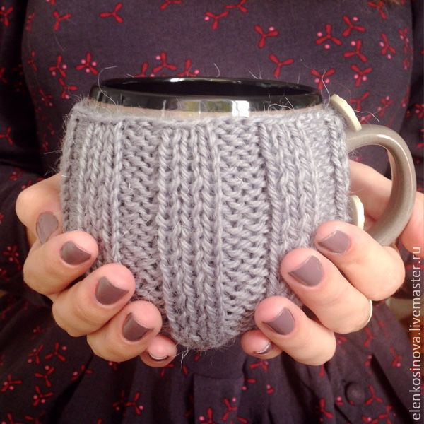 a warm mug, a mug with a warmer, a man`s mug, a gift to a man, a New Year`s gift to  husband, a man, a friend,