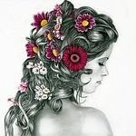 Мария П цветы из кожи - Ярмарка Мастеров - ручная работа, handmade