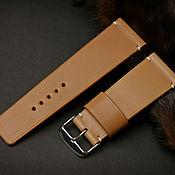Украшения handmade. Livemaster - original item Ornella strap for massive men`s watches. Handmade.
