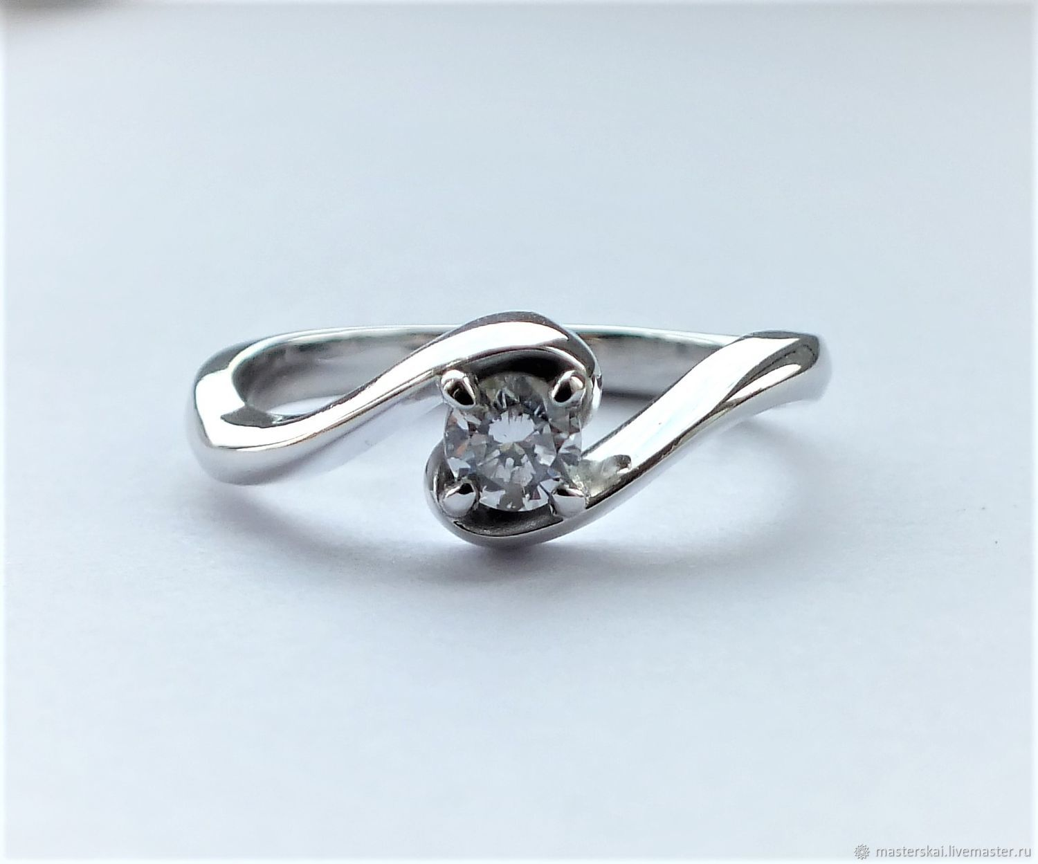 Ring 'Freya' - gold 585, Rings, Moscow,  Фото №1