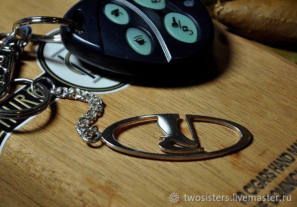 Брелок на ключи для автоиобиля