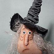 Куклы и игрушки ручной работы. Ярмарка Мастеров - ручная работа Ведьма Селена. Handmade.