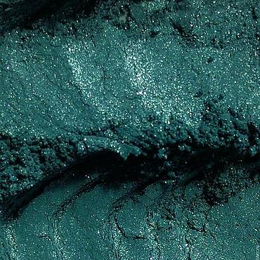 """Косметика ручной работы. Ярмарка Мастеров - ручная работа """"Морская Волна"""" сатиновые минеральные тени для век.. Handmade."""